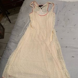 Jessica Simpson Crochet Dress